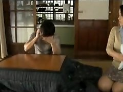 Hairy Frustrated Japanese Mother Wants Intercourse