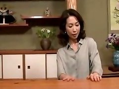 Horny Mature Japanese Damsel