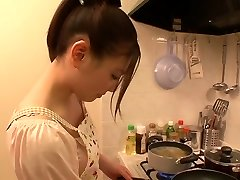 Super-sexy Japanese mega-bitch in Horny HD, Teens JAV scene