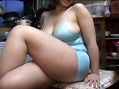 Good-sized Beautiful Woman japanese roleplay