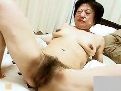 Incredible homemade Grannies adult clip