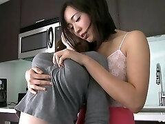 Lesbian Jacking Puffy Nipples