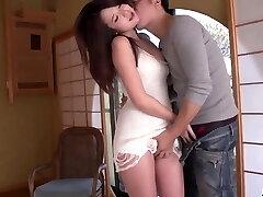 Erotic fantasy with Chinese model Yukina Saeki