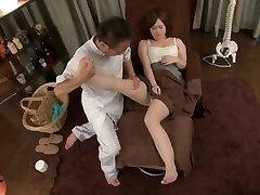 giapponese massaggio ai piedi e sesso