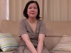 Japonijos Išsipūtęs Brandus Creampie sakis enomoto 36years