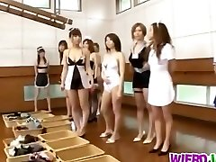 Kinky women are needy to poke