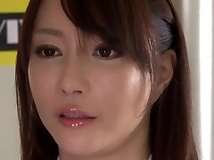 Crazy Asian model Kotone Kuroki in Incredible meaty tits, rimming JAV movie