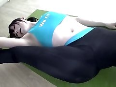 Wii Fit Trainer Yoga japanese costume play female
