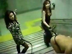 Chinese dominatrix metro spank