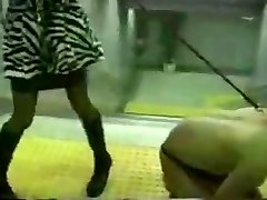 Chinese dominatrix metro spank