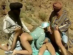 Fabulous homemade Arab, Gang-bang adult video