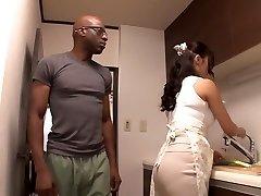 Best Asian slut Reiko Kobayakawa in Hottest big dick, couple JAV scene