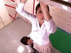 Hina Akiyoshi in Sensual No G-string Lecturer part 2.1