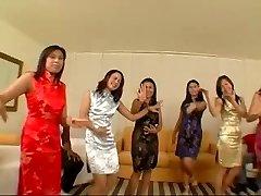 Thai Gang-fuck Part 1
