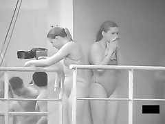 swimming pool voyeur part Four