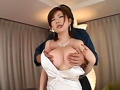 Rio Hamasaki fingered and ravaged
