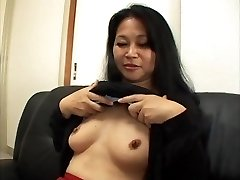 Asian Mature Clean-shaved