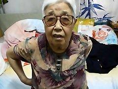 Japanese Grandma