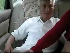 Old man asian fuck mature woman