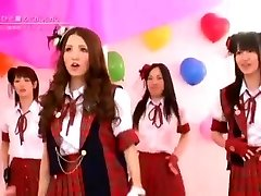 Asian Bare Girls Band