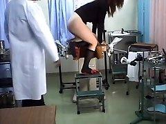 Japanese college girl medical voyeur hook-up