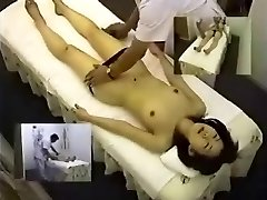 Hidden Web Cam Asian Massage Masturbate Young Japanese Teen Patient