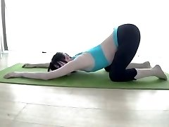 Wii Fit Trainer Yoga chinese costume play girl