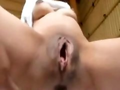 Japanese Mature Extreme Giant Pussy