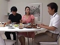 Asian Wife Fuck Guest