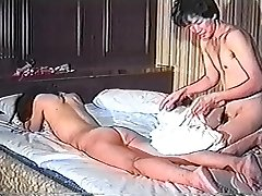 Asian antique swingers