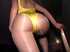 asian pantyhose fuck part 2