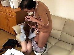 Molten Tutor Internal Ejaculation (Uncensored JAV)