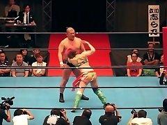 Torrid combined wrestling