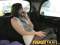 FakeTaxi Secret confessions of a marvelous young bi-atch