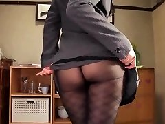 Shou nishino soap superb woman pantyhose ass whip ru nume