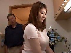 Amazing Japanese nymph Momoka Nishina in Horny Blowjob, POV JAV scene