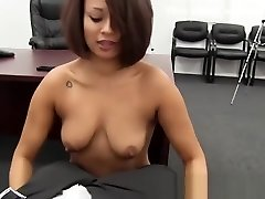 Japanese Painal & Creampie Audition And She Wants More!