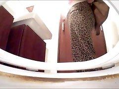Chinese hidden toilet camera in restaurant (#48)