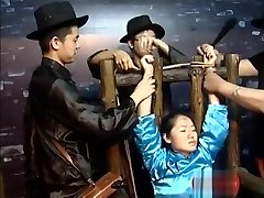 chinese heroines trussed up
