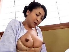 Japanese Milf Masturbate 17