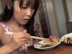Momo Aizawa on raseeritud twat lakkus ja perses
