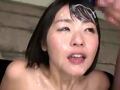 יפנית bukkake המלכה