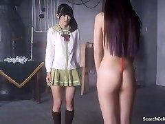 Reiko Hayama and Yuki Mamiya - The Torture Pub