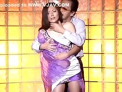 Crazy Japanese chick Yuna Shiina in Hottest Internal Cumshot, Xxx JAV clip