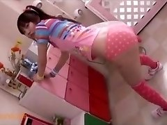 Love School Jr First AV Fucking 2