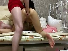 tiny japanese girl rough double going knuckle deep