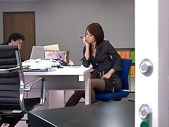 Finest Japanese slut Maki Hojo in Fabulous JAV uncensored Gonzo scene