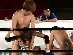 Nude Japanese Wrestling Disc 1 Part 2