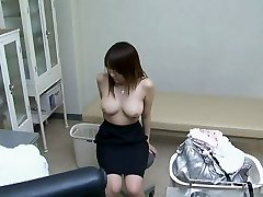 Gal used by her gynecologist Part 1