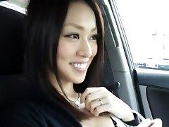Exotic Japanese model Ann Yabuki in Hottest Undergarments, Hefty Tits JAV pinch
